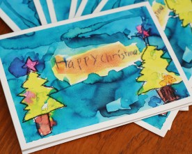 The Lost Art of Christmas Card-writing