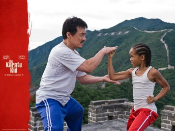 Will You Let Your Kids See 'Karate'?