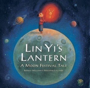 Lin Yi's Lantern Book Cover