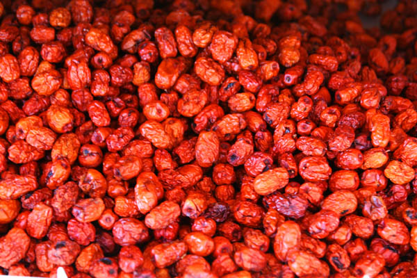 Chinese jujube dates