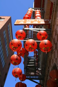Ma Tsu Temple, San Francisco Chinatown