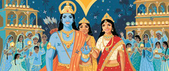 cover of The Story of Divaali