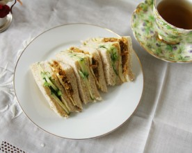 Let's Lunch! HighTea with Taiwanese Sandwiches