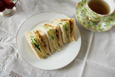 Let's Lunch! High Tea with Taiwanese Sandwiches