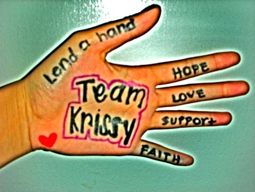 Team Krissy