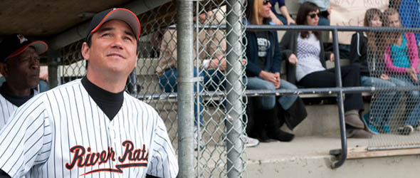 "Dean Cain Returns to His Sporting Roots in ""A Mile in His Shoes"""