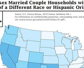 Census Shows Big Increase in Mixed-Race Marriages, Babies… and Blogs