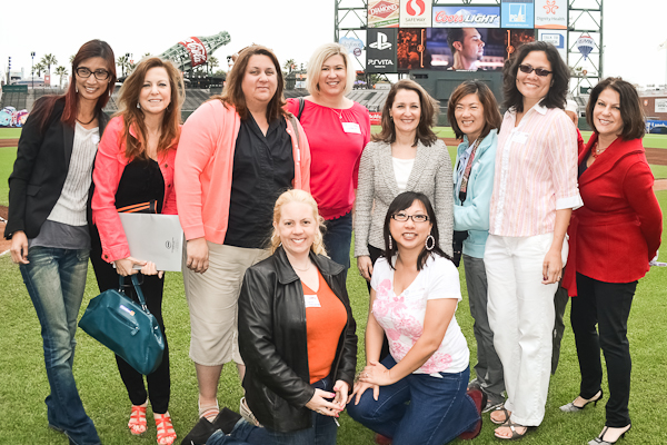 SF Giants and bloggers