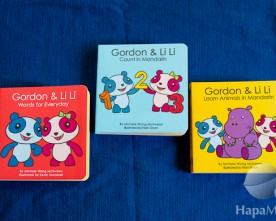 Gordon and Li Li Mandarin iPad App and Books