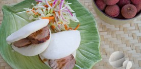 Working Mama's Pork Tenderloin Bao