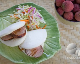 Working Mama&#8217;s Pork Tenderloin Bao
