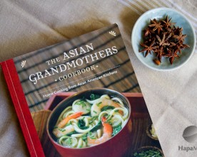 The Asian Grandmother&#8217;s Cookbook Review and Giveaway