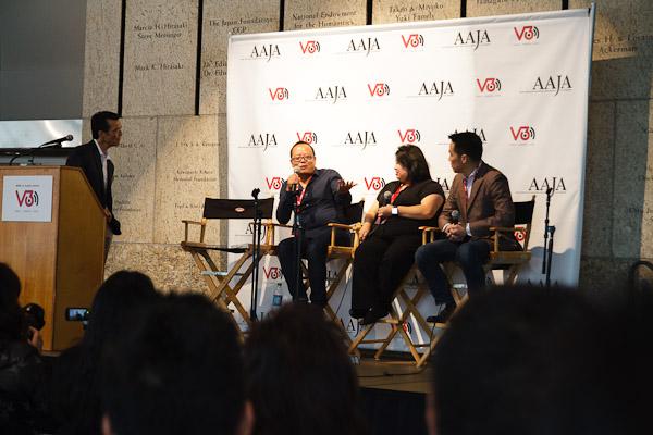 V3Conference panel
