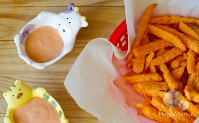 Fry Sauce, With an Asian Twist