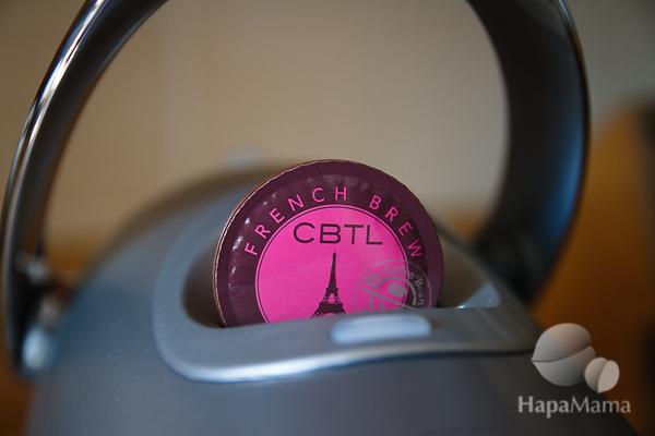 CBTL capsule