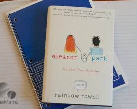 Book Review: Eleanor & Park Features Mix Tapes and Mixed Race Youth