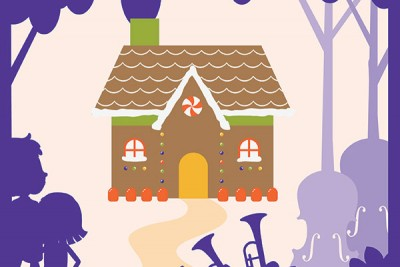 Mandarin Hansel and Gretel at Palo Alto Jewish Community Center