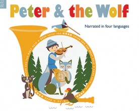 Peter and the Wolf in Mandarin at the Palo Alto JCC