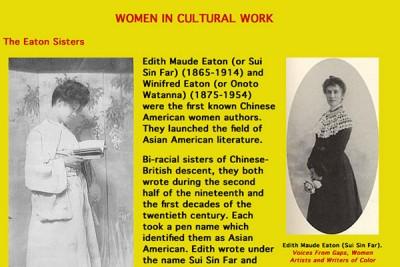 Eaton sisters
