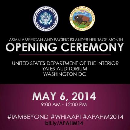 aapi opening ceremony