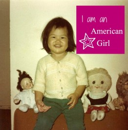 Tell American Girl Your Asian American Story