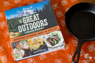 Review: The Great Outdoors Cookbook from Sunset