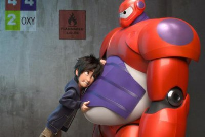 Why Isn't There Asian Mom Blogger Outreach for Disney's Big Hero 6?