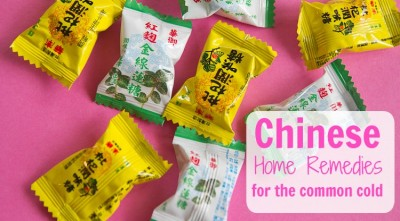 Chinese Home Remedies for the Common Cold