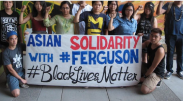 Asian Solidarity with Ferguson