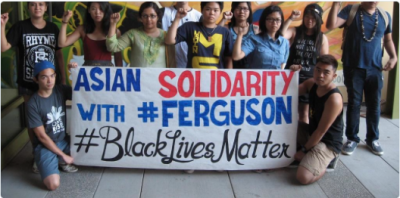 Asian Solidarity with Ferguson