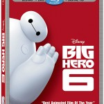Big Hero BluRay