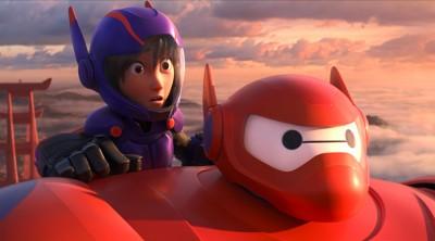 Hiro and Baymax, Big Hero 6 Disney