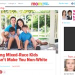 Having Mixed-Race Kids Doesn't Make You Non-White