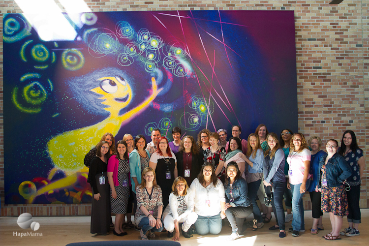 Pixar Joy and Bloggers