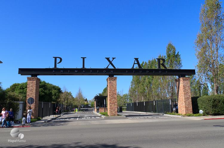Pixar Sign
