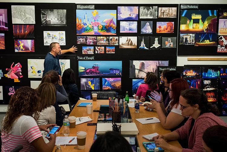 Ralph Eggleston Pixar Inside Out