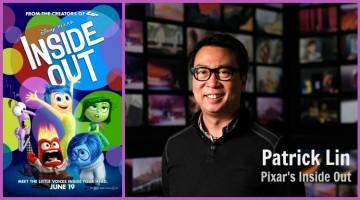 Patrick Lin, Pixar