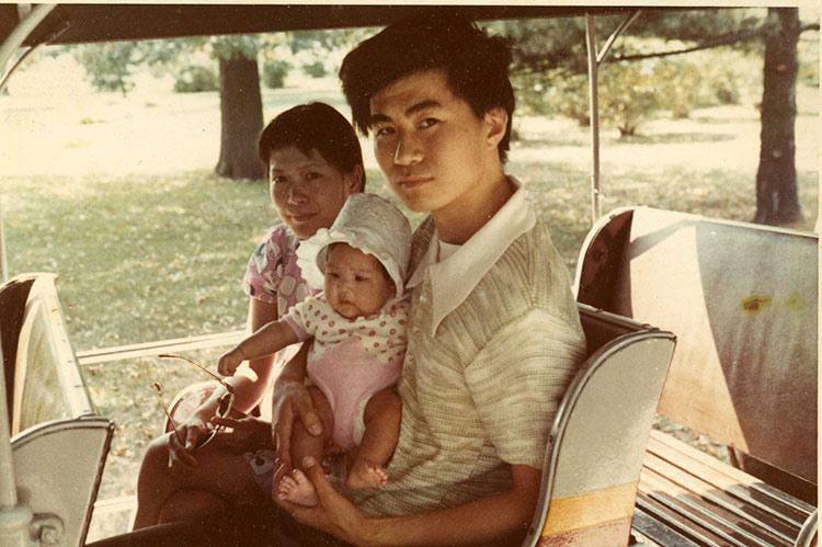 Hwang family 1970s