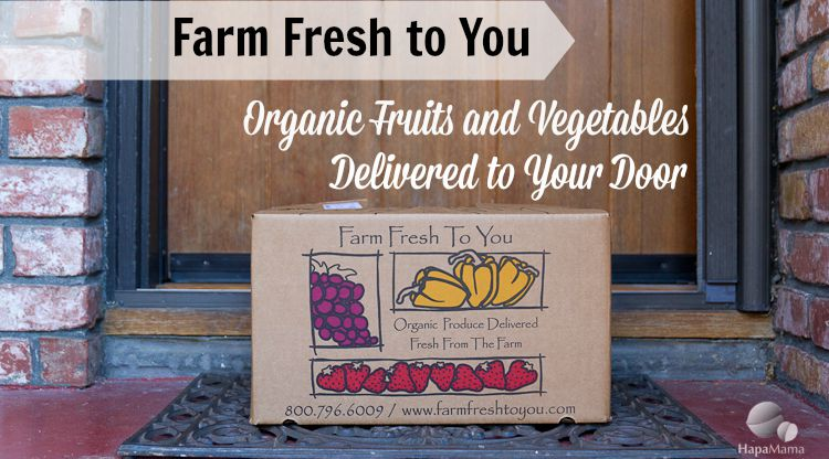 Learn About Farm Fresh to You and Save $10