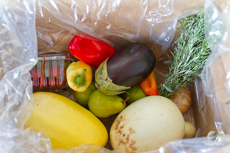 Farm Fresh to You Traditional CSA Box