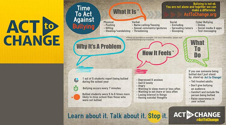 Prevent AAPI Bullying #ActtoChange
