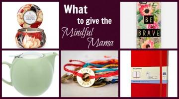 Mindful Mama Gift Guide + $100 Amazon Giveaway