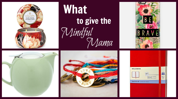 Mindful Mama gift guide