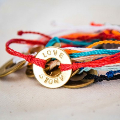 My Intent bracelet from Mindful Mama Gift Guide on HapaMama