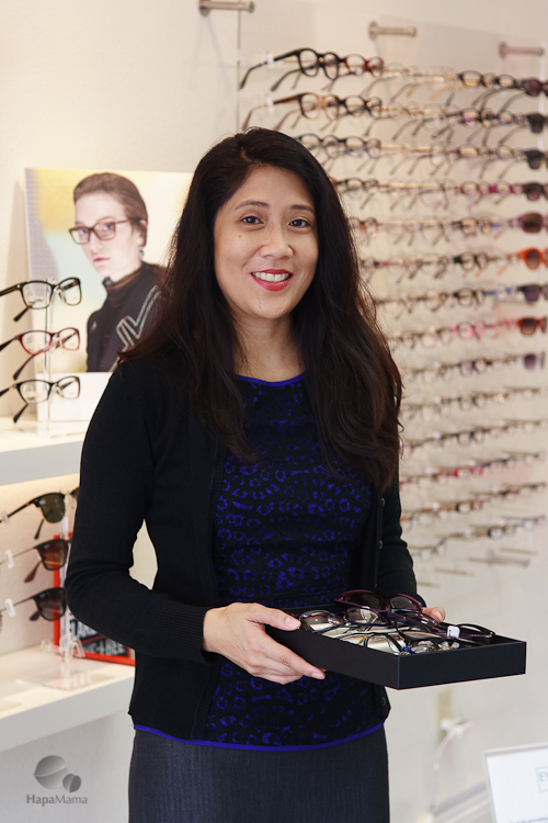 Dr. Katherine Manalo of Eyewear Envy