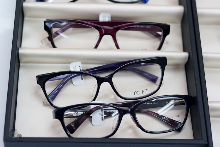 Asian-fit glasses from Eyewear Envy