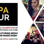Meiko and Marié Digby Take Their Music on The Hapa Tour