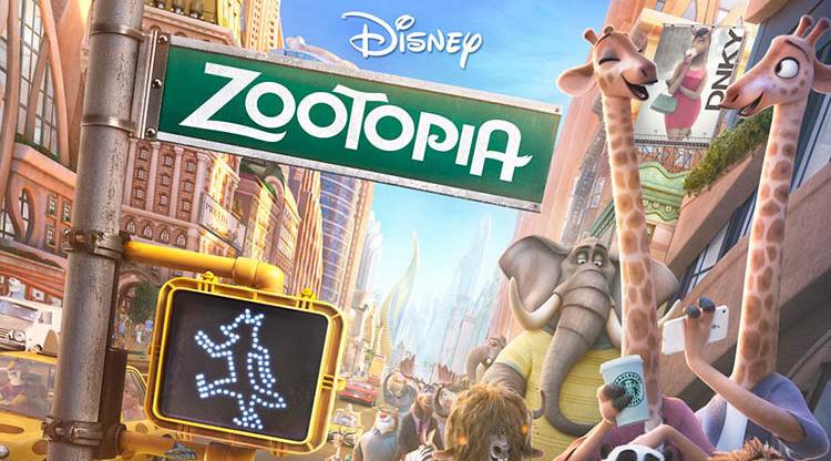 Disney Zootopia Bay Area ticket giveaway