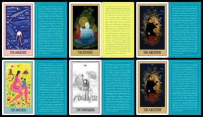Asian American Tarot Cards: Art Meets Mental Health