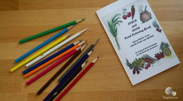 Color and Cook: Filipino Food Coloring Book